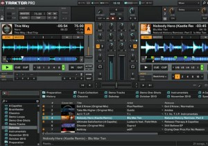 Traktor DJ Software